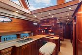 72 ft. Other Vicem Classic Flybridge 72 Flybridge Boat Rental New York Image 6