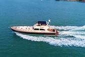 72 ft. Other Vicem Classic Flybridge 72 Flybridge Boat Rental New York Image 7