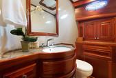 72 ft. Other Vicem Classic Flybridge 72 Flybridge Boat Rental New York Image 9