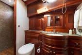 72 ft. Other Vicem Classic Flybridge 72 Flybridge Boat Rental New York Image 10