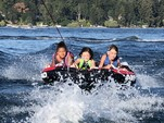21 ft. Moomba by Skiers Choice Outback LS  Ski And Wakeboard Boat Rental Seattle-Puget Sound Image 20