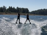 21 ft. Moomba by Skiers Choice Outback LS  Ski And Wakeboard Boat Rental Seattle-Puget Sound Image 23