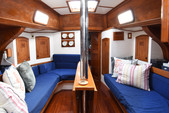 38 ft. Cheoy Lee Offshore 38 Keel Sloop Boat Rental Washington DC Image 21