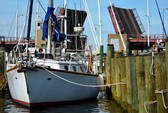 38 ft. Cheoy Lee Offshore 38 Keel Sloop Boat Rental Washington DC Image 4