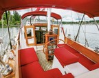 45 ft. Pearson Countess Standard Sloop Boat Rental Seattle-Puget Sound Image 4