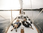 45 ft. Pearson Countess Standard Sloop Boat Rental Seattle-Puget Sound Image 8
