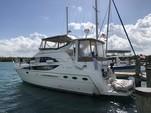 44 ft. Meridian Yachts 408 Motoryacht Motor Yacht Boat Rental Miami Image 8