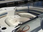 24 ft. Hurricane Gulfstream 24 Deck Boat Boat Rental Tampa Image 3
