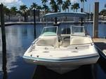 24 ft. Hurricane Gulfstream 24 Deck Boat Boat Rental Tampa Image 6