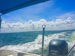 24 ft. Hurricane Gulfstream 24 Deck Boat Boat Rental Tampa Image 8
