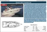 30 ft. Doral Prestancia 300 MC Cruiser Boat Rental New York Image 9