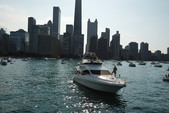 50 ft.  2007 SeaRay 50' Cruiser Boat Rental Chicago Image 12