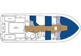 25 ft. Ranger Tugs (WA) Ranger R25SC Cruiser Boat Rental Los Angeles Image 6