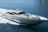 90 ft. Majestic Pershing Motor Yacht Boat Rental Miami Image 3