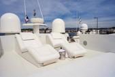 90 ft. Majestic Pershing Motor Yacht Boat Rental Miami Image 4