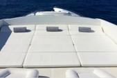 90 ft. Majestic Pershing Motor Yacht Boat Rental Miami Image 5