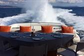 90 ft. Majestic Pershing Motor Yacht Boat Rental Miami Image 6