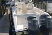 24 ft. Century Boats 2400 CC w/2-F150 Yamaha Walkaround Boat Rental Miami Image 1
