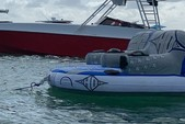 24 ft. Century Boats 2400 CC w/2-F150 Yamaha Walkaround Boat Rental Miami Image 8