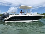 24 ft. Robalo 240 CC W/2-F150XA Center Console Boat Rental Palm Bay Image 4