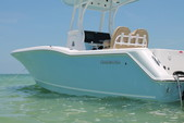 25 ft. TideWater Boats 250CC Adventurer w/2-150HP Center Console Boat Rental Tampa Image 5