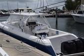 40 ft. Intrepid Powerboats 400 Cuddy Triple rigged Express Cruiser Boat Rental West Palm Beach  Image 3