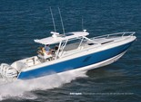 40 ft. Intrepid Powerboats 400 Cuddy Triple rigged Express Cruiser Boat Rental West Palm Beach  Image 16
