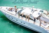65 ft. princess V65 Express Cruiser Boat Rental Miami Image 4