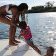 46 ft. Silverton Marine 410 Sport Bridge Cruiser Boat Rental Miami Image 19
