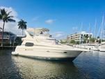 46 ft. Silverton Marine 410 Sport Bridge Cruiser Boat Rental Miami Image 28