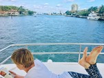 46 ft. Silverton Marine 410 Sport Bridge Cruiser Boat Rental Miami Image 30