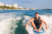 22 ft. MasterCraft Boats NXT Bow Rider Boat Rental West Palm Beach  Image 9