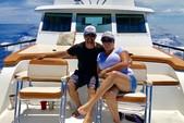 58 ft. Hatteras Yachts 58 Yacht Fisherman Motor Yacht Boat Rental Miami Image 13