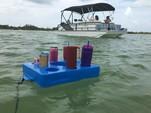 23 ft. Hurricane Fundeck  Deck Boat Boat Rental Tampa Image 8