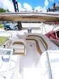 23 ft. Hurricane Boats SD 237 Deck Boat Boat Rental Fort Myers Image 1