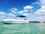 26 ft. Bayliner 2659 Rendezvous Bow Rider Boat Rental Miami Image 1