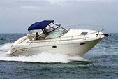 29 ft. Sea Ray Boats 290 Amberjack Cruiser Boat Rental West Palm Beach  Image 11