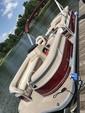 22 ft. Sun Tracker by Tracker Marine Party Barge 20 DLX Signature w/60ELPT 4-S Pontoon Boat Rental N Texas Gulf Coast Image 2