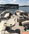 22 ft. Sun Tracker by Tracker Marine Party Barge 20 DLX Signature w/60ELPT 4-S Pontoon Boat Rental N Texas Gulf Coast Image 5