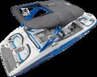 24 ft. Yamaha 242X E-Series  Cruiser Boat Rental Miami Image 2