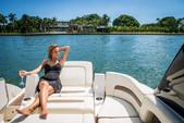 26 ft. Chaparral Boats Sunesta 264 Bow Rider Boat Rental Miami Image 5
