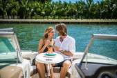 26 ft. Chaparral Boats Sunesta 264 Bow Rider Boat Rental Miami Image 10