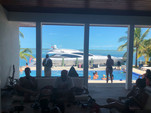 90 ft. Majestic Pershing Motor Yacht Boat Rental Miami Image 9
