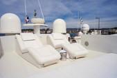 90 ft. Majestic Pershing Motor Yacht Boat Rental Miami Image 31