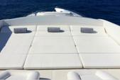 90 ft. Majestic Pershing Motor Yacht Boat Rental Miami Image 32