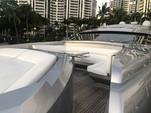 90 ft. Majestic Pershing Motor Yacht Boat Rental Miami Image 35