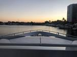90 ft. Majestic Pershing Motor Yacht Boat Rental Miami Image 39