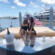 90 ft. Majestic Pershing Motor Yacht Boat Rental Miami Image 41