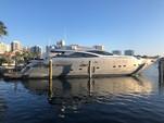 90 ft. Majestic Pershing Motor Yacht Boat Rental Miami Image 42