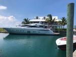 90 ft. Majestic Pershing Motor Yacht Boat Rental Miami Image 1